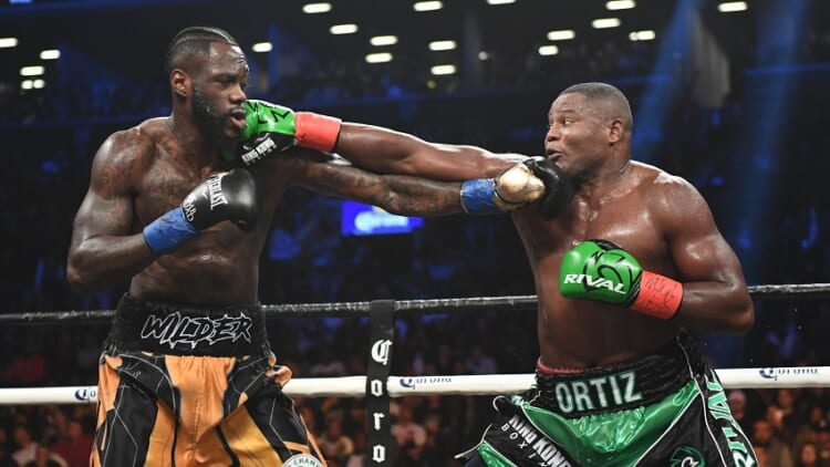 Wilder vs. Ortiz