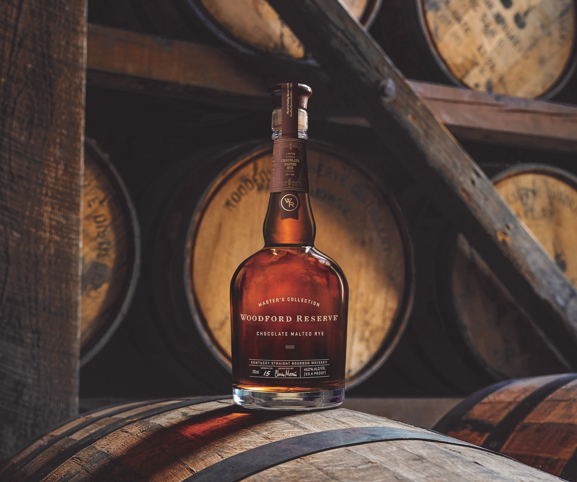 Woodford Reserve - 2019 Master's Collection Chocolate Malted Rye Bourbon