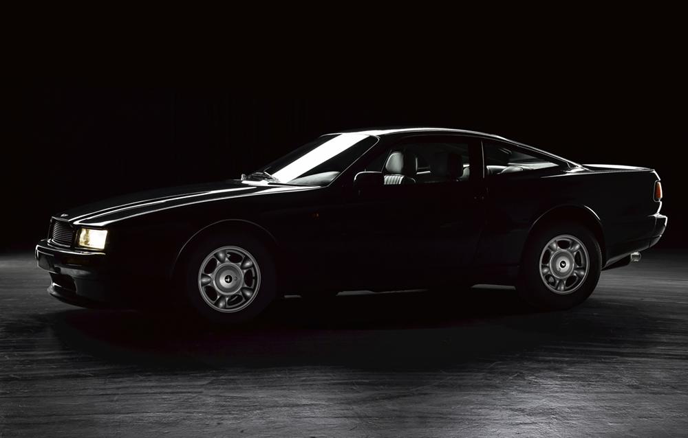 Aston Martin Virage, 1988-1995