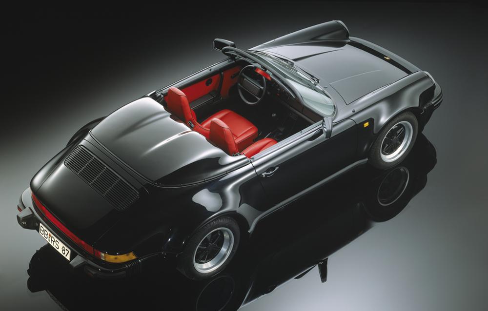 Porsche 911 Carrera 3.2 Speedster, 1984-1989