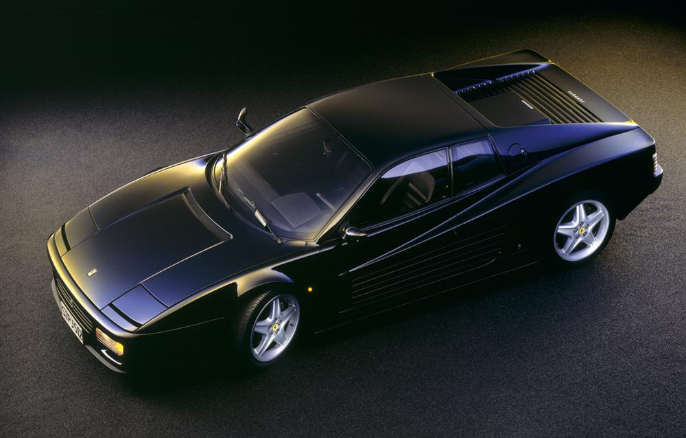Ferrari Testarossa, 1984-1996