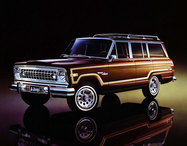 1986-1991 Jeep Grand Wagoneer - While the Brits love a Range Rover, it's hard to find a Yankee who doesn't pull harder for the deluxe, vinyl-sided Jeep Wagoneer. Find one that's been well taken care of and become a steward of a hunky piece of Americana.