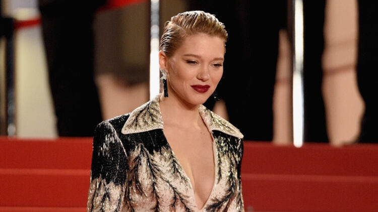 Lea Seydoux at Cannes