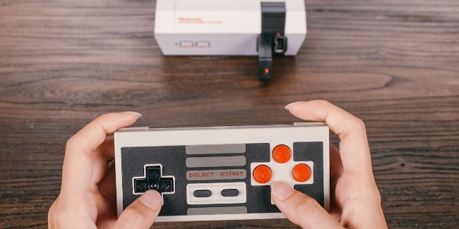 The NES30 Classic Edition Set lets you go wireless (Photo: 8Bitdo)