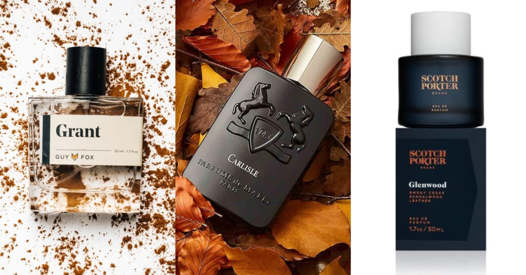 Sharpen Your Scent Game With Essential Colognes for Fall and Winter