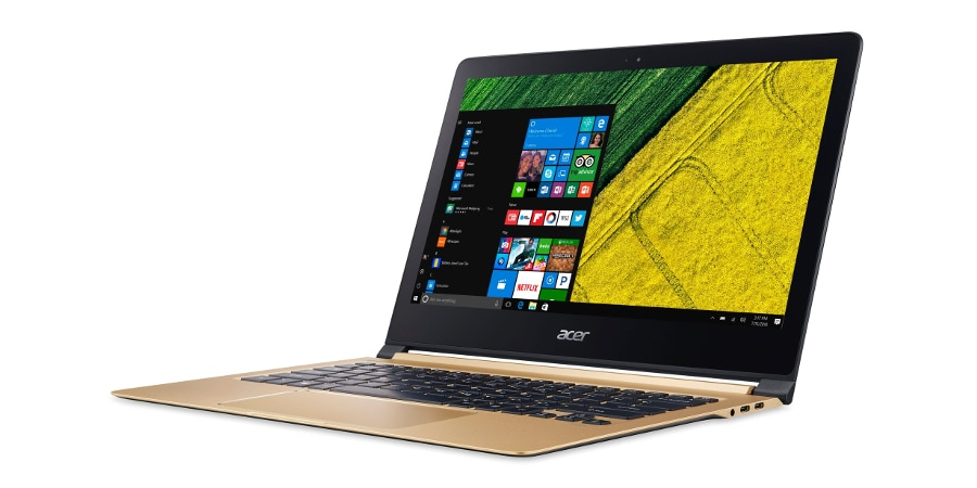 It features a 13-inch display and up to 9 hours of battery (Photo: Acer)