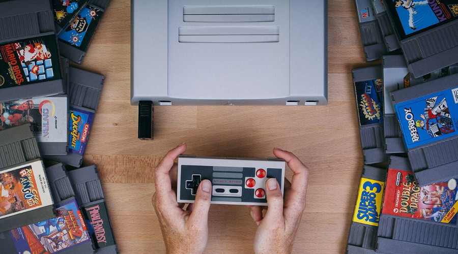 It plays over 2,000 Nintendo and Famicom cartridges (Photo: Analogue)