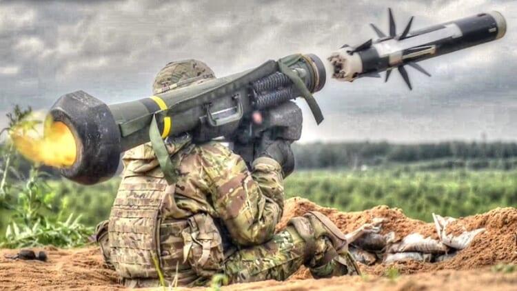 Anti-tank missile