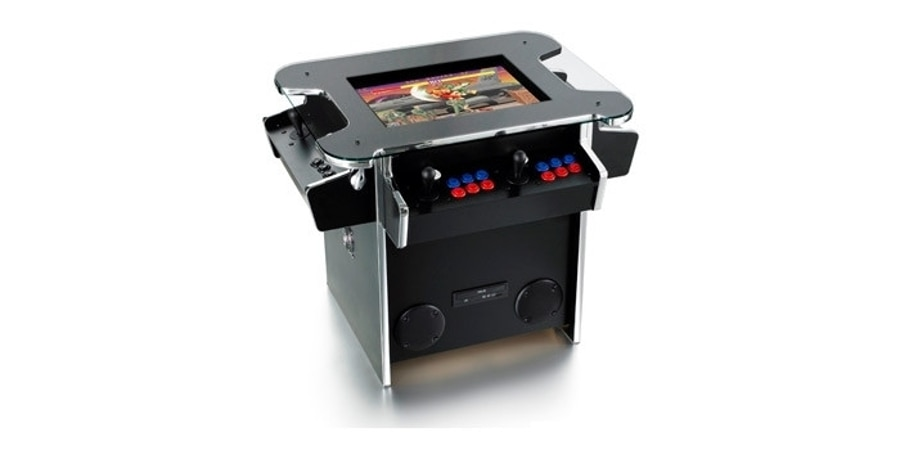 The Synergy cocktail table style (Photo: Bespoke Arcades)