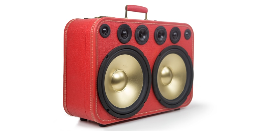 The Magnum Opus packs a vintage bag with 300 stylish watts