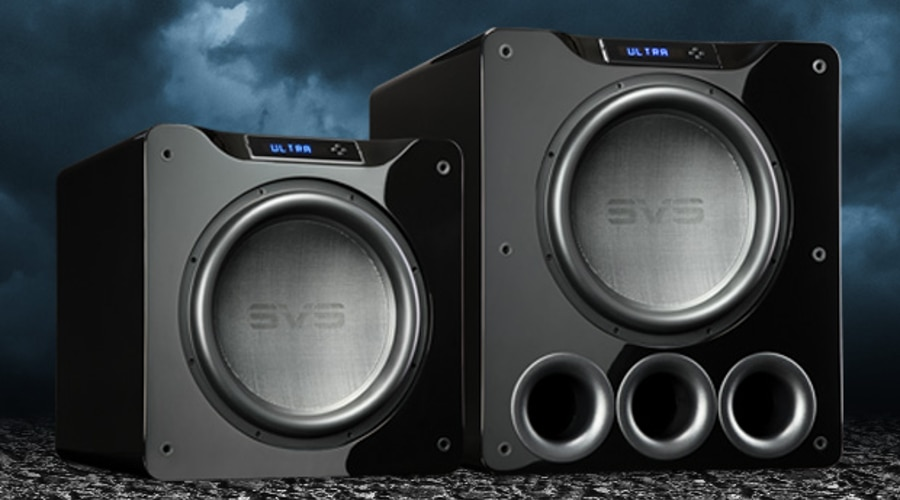 The 16-Ultra Subwoofer series brings all the bass you'll ever need