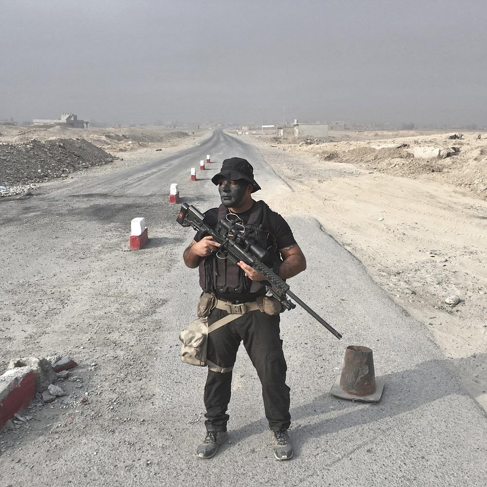 ISIS sniper AP