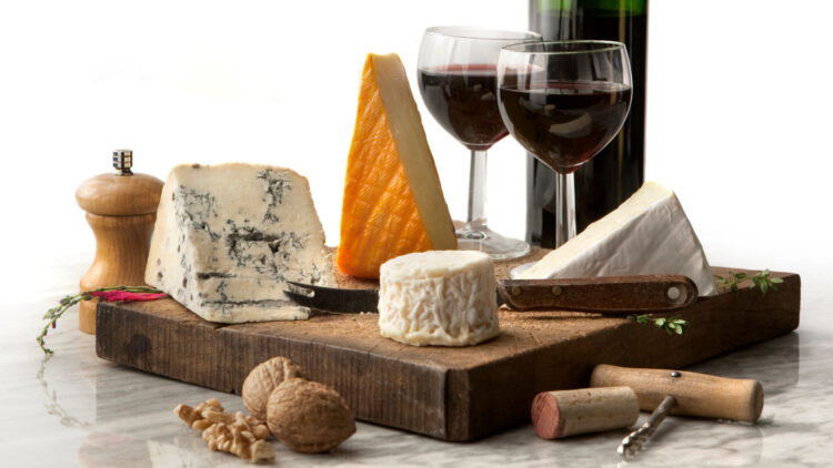 cheese-wine-study-getty-images