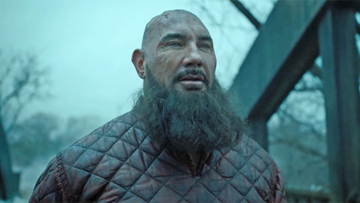 dave bautista in see trailer apple tv