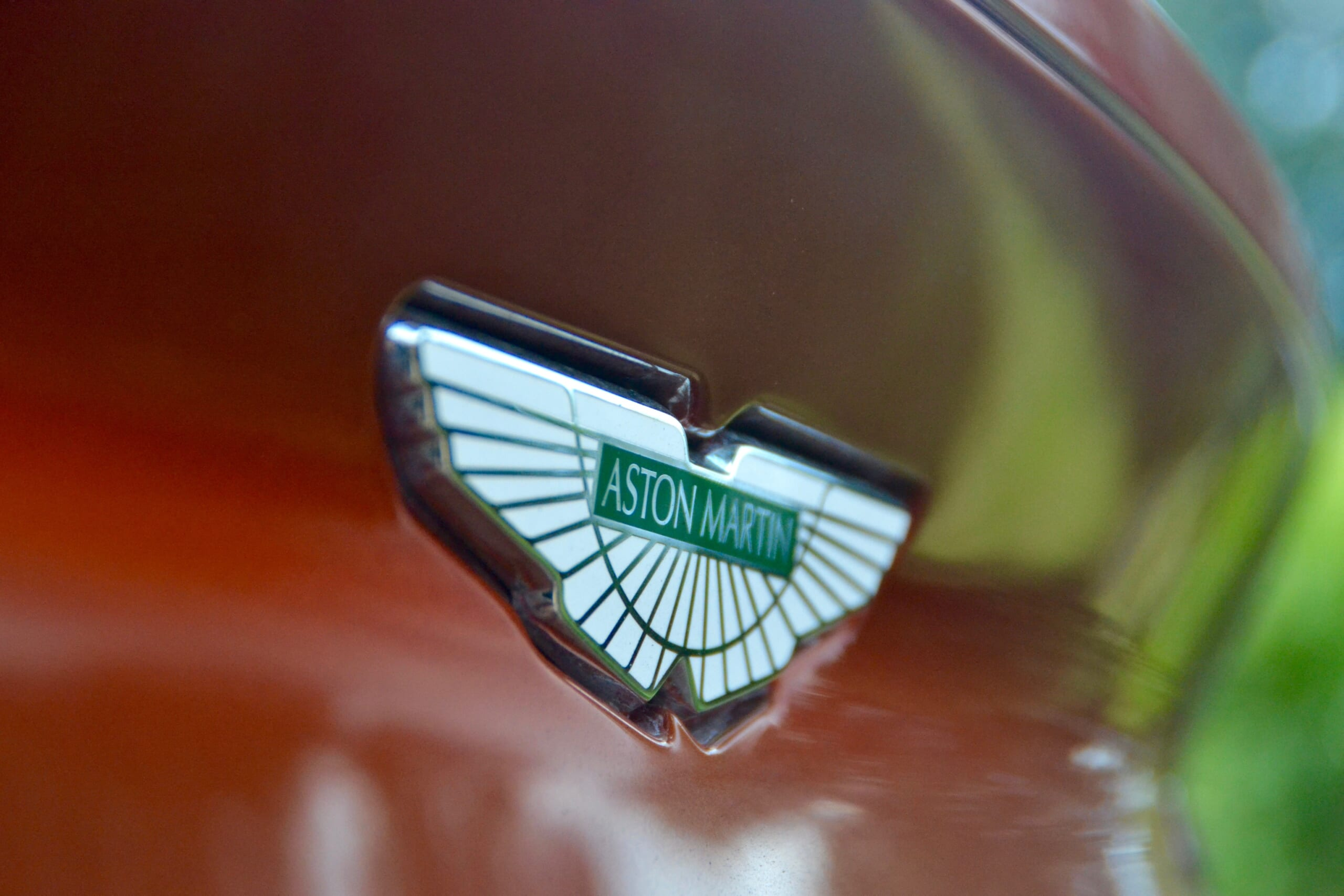 Aston Martin DB11 Photo: Dan Carney