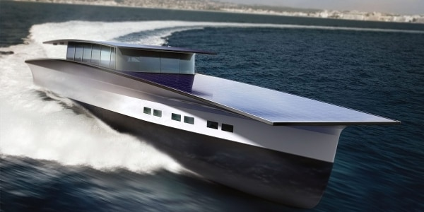 The Solaris Global Cruiser (Photo: Duffy London)