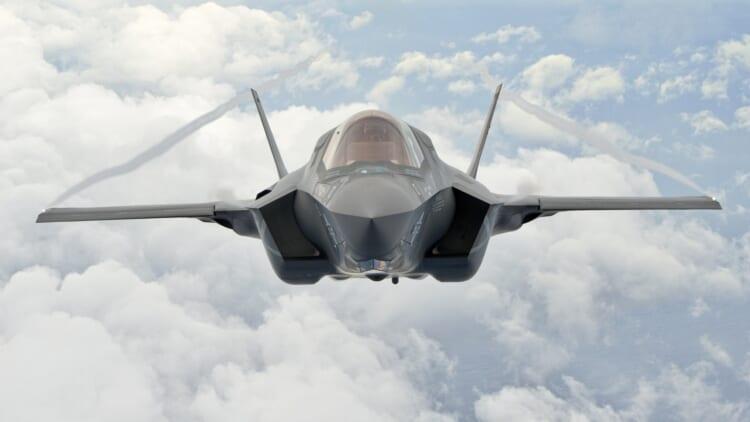 F-35 promo