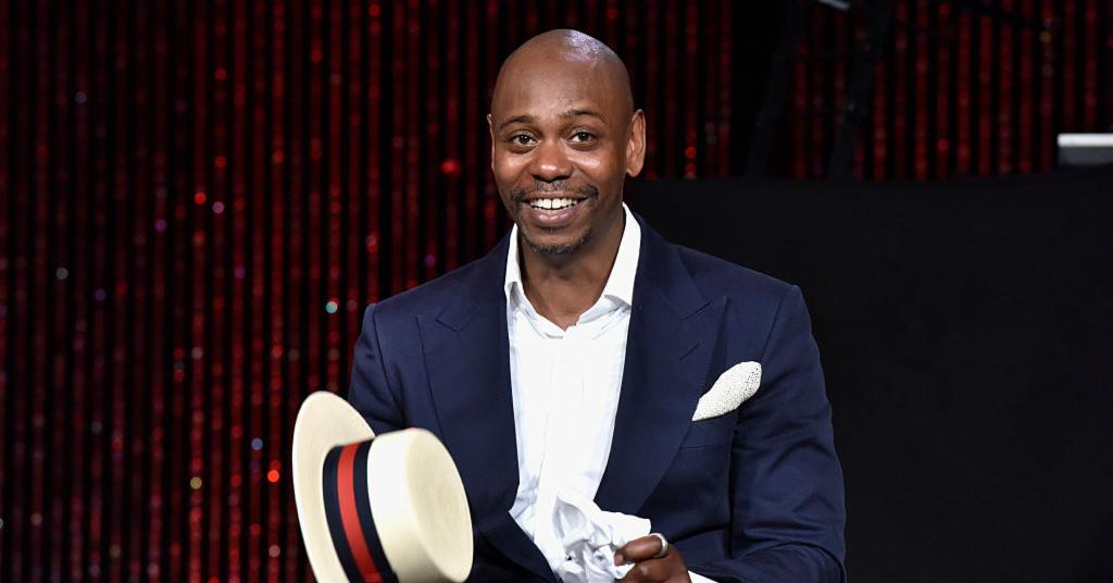 Dave Chappelle Getty cut for promo