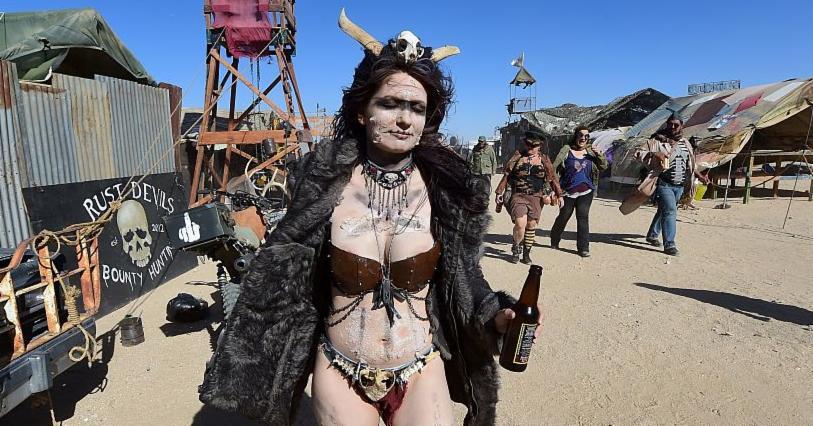 Wasteland Weekend Getty Images
