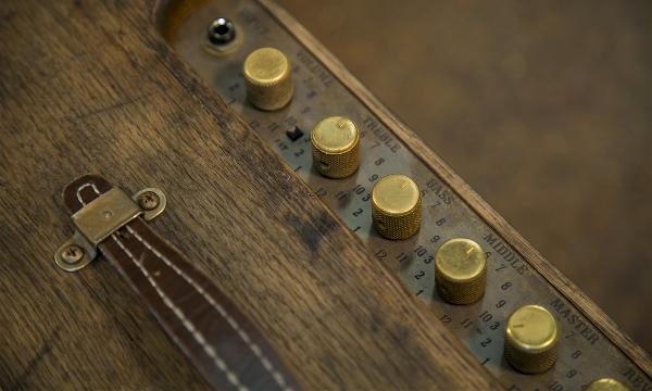 Each amp's vintage look is unique (Photo: Fender Musical Instruments)