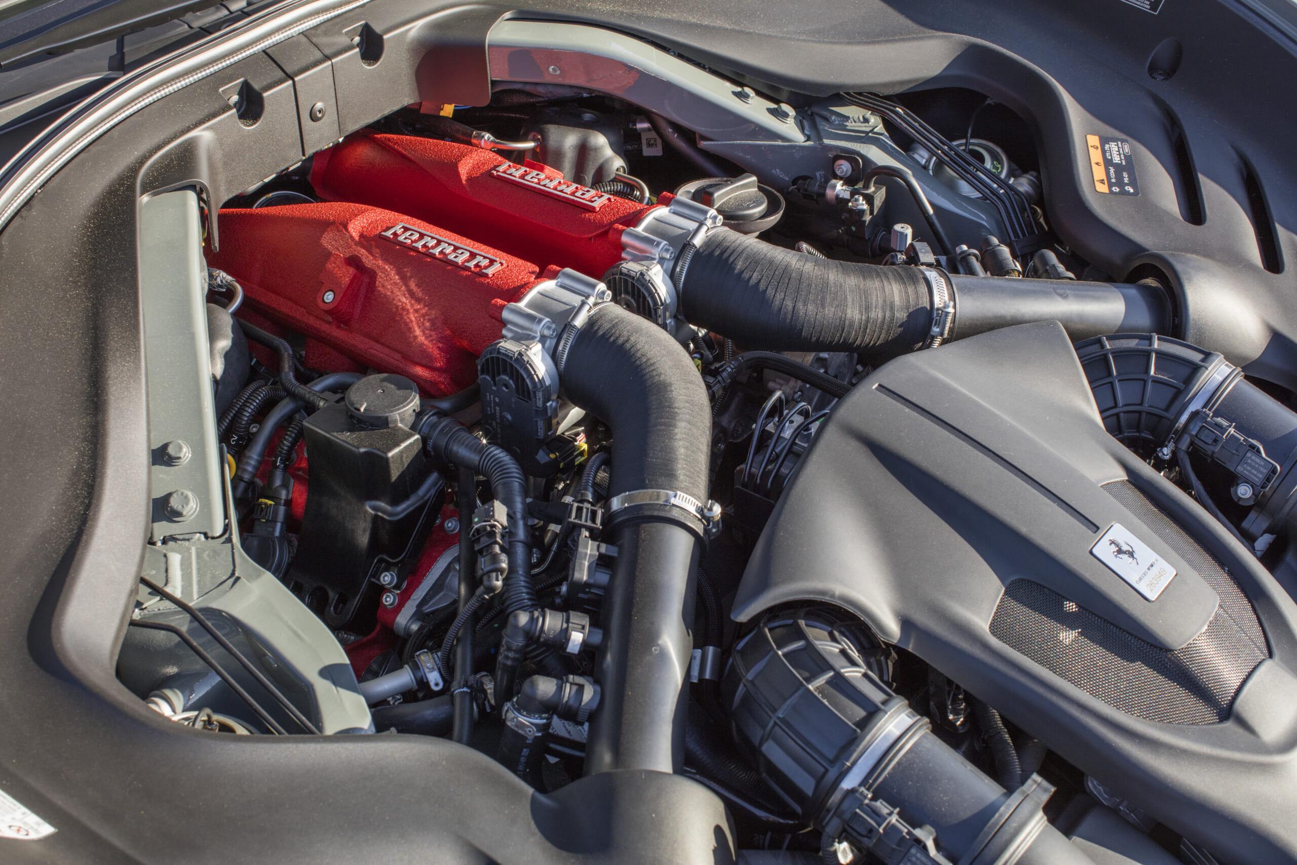 2021 Ferrari Roma Super GT