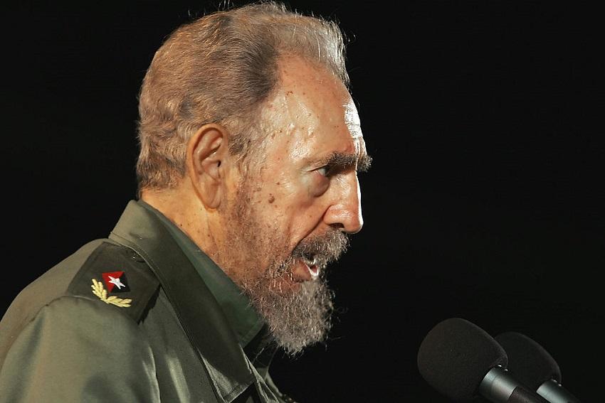 Fidel Castro getty