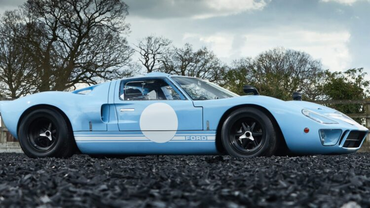 Final Ford GT40 Promo