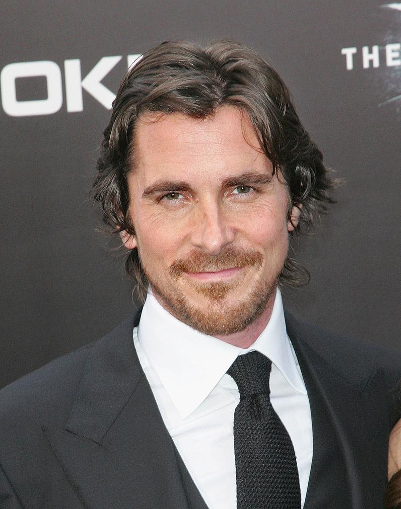 Christian Bale Getty