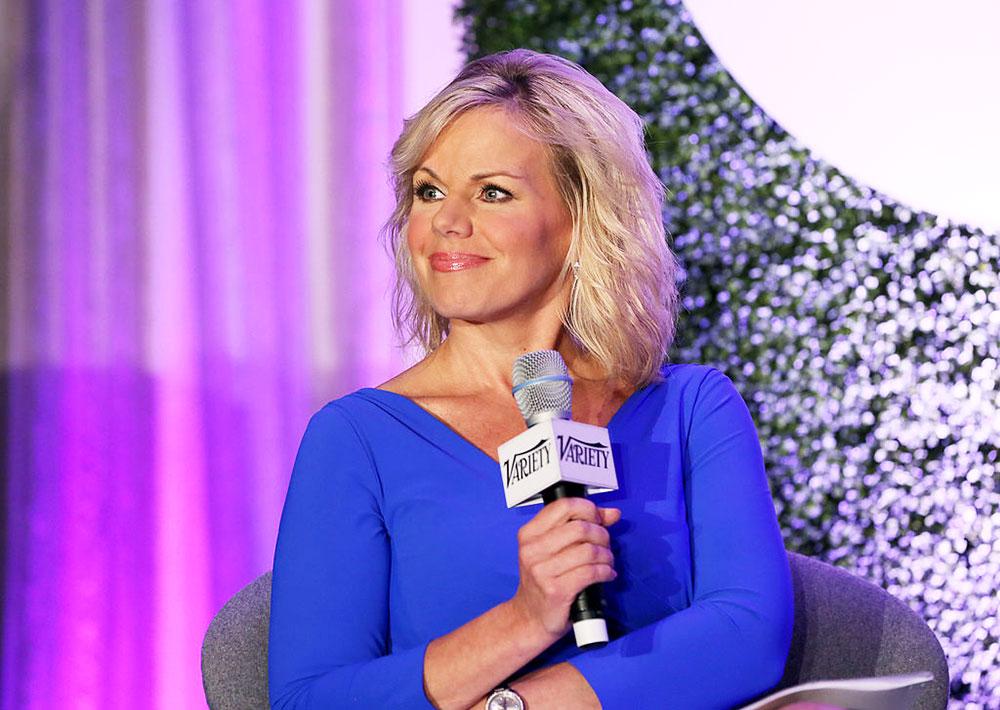 Gretchen Carlson Getty Images