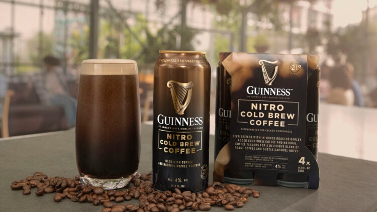 Guinness Nitro Cold Brew Coffee Beer Pack