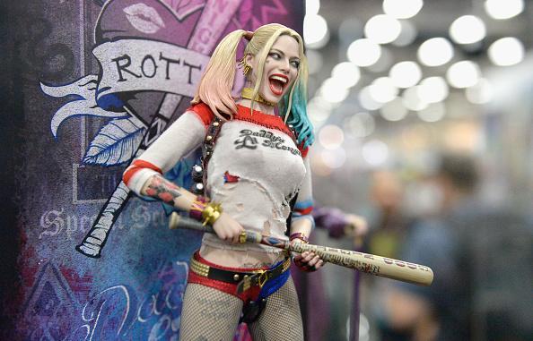 Harley Quinn Getty