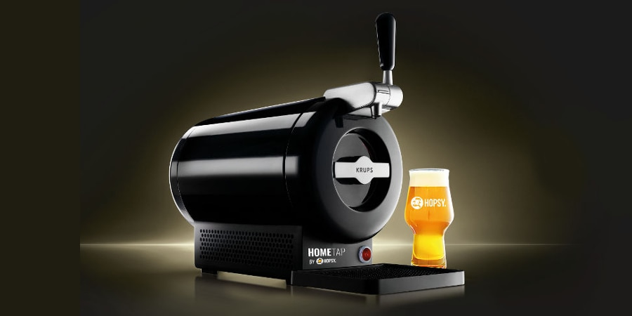 Buy it, or rent it with your beer subscription (Photo: Hopsy)