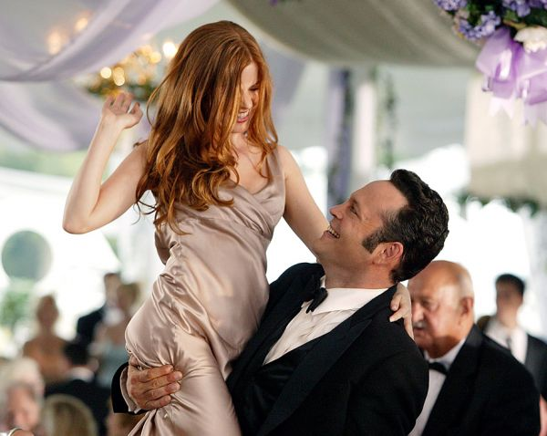 """Isla Fisher  - In Wedding Crashers, Fischer was a """"Stage 5 Clinger"""" with a deep distrust of underwear."""