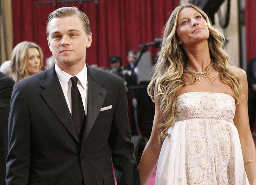 Leo and Gisele Getty 2005