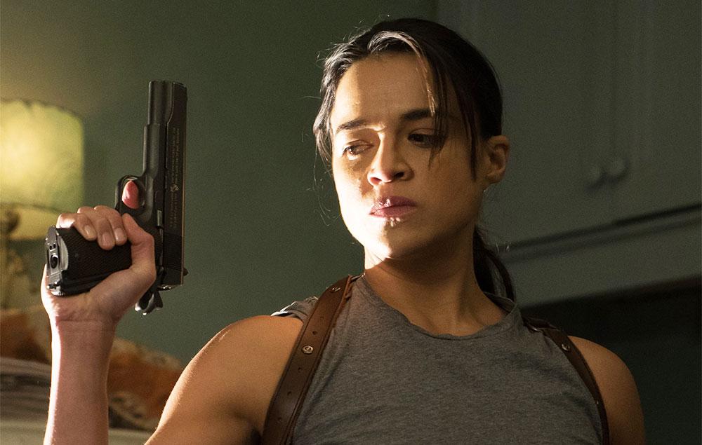 Michelle Rodriguez Saban films