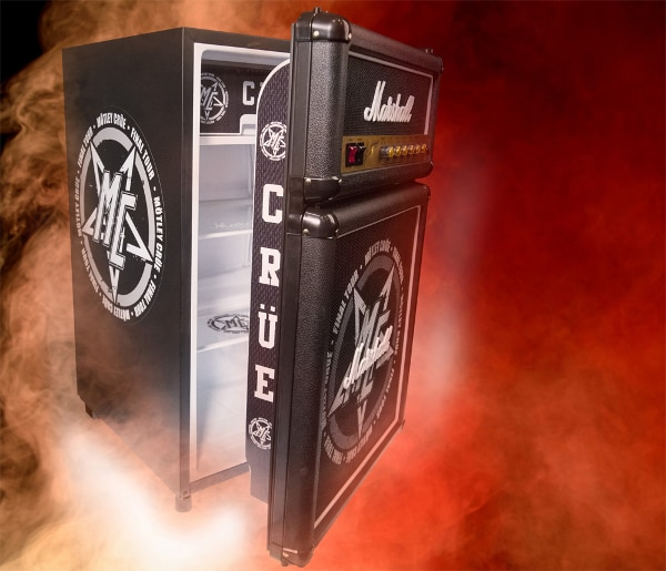 Only 5,000 Motley Crue versions will be made (Photo: XMC Branded Products)