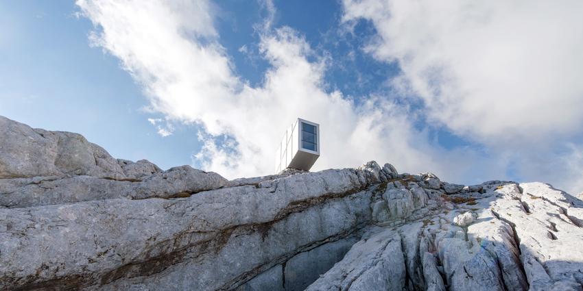 Your winter cabin awaits (Photo: OFIS Arhitekti)