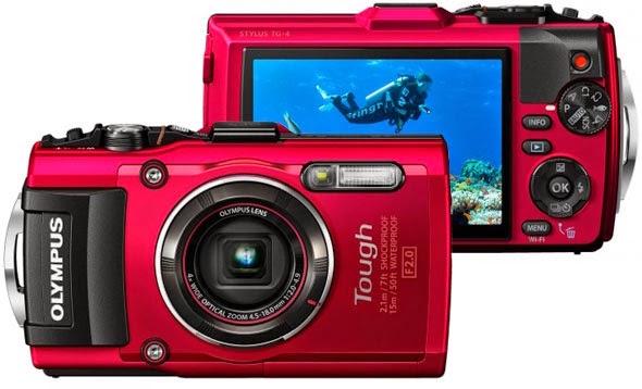olympus tough tg-4 camera