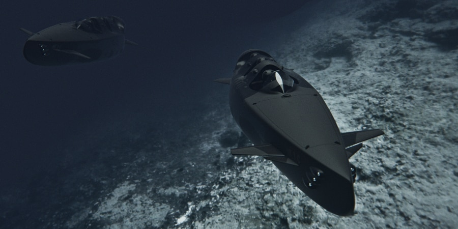 It goes 310 feet deep with a range of 92 miles (Photo: Ortega Submersibles)