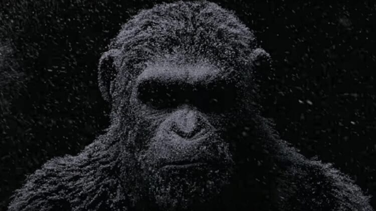 Planet of the Apes promo