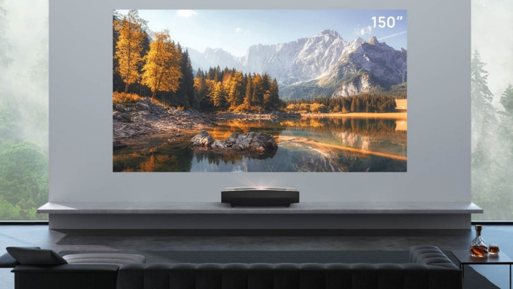 Xgimi home projection TV