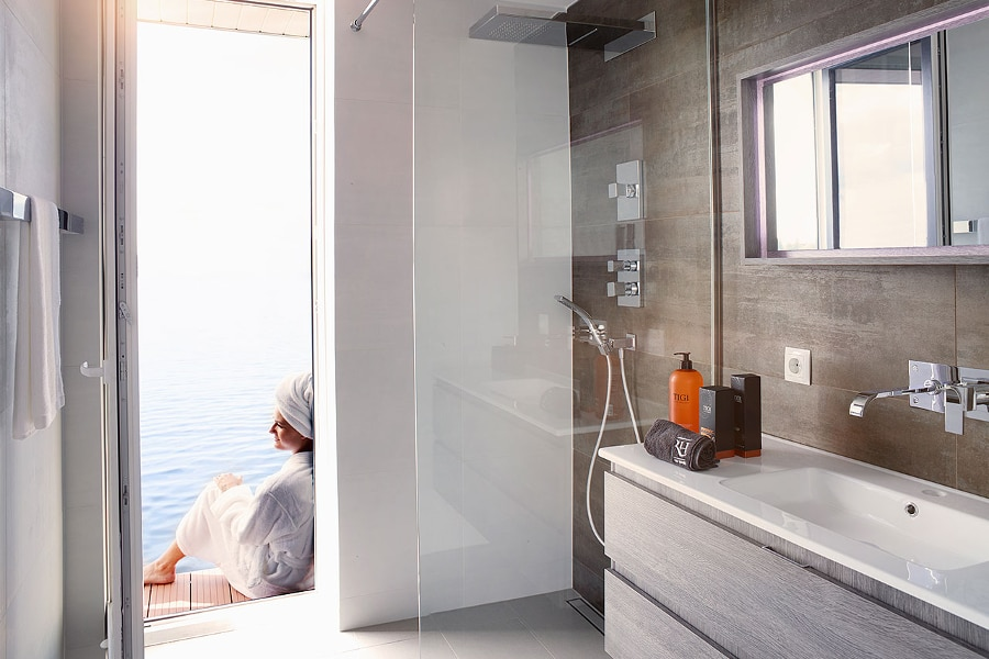 A bathroom with a view (Photo: rev-house living spaces)