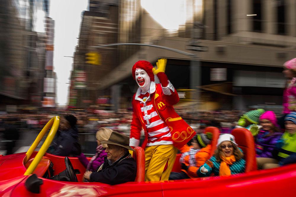 Ronald McDonald AP