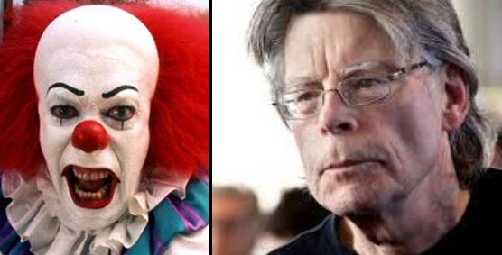 stepehn king it clown