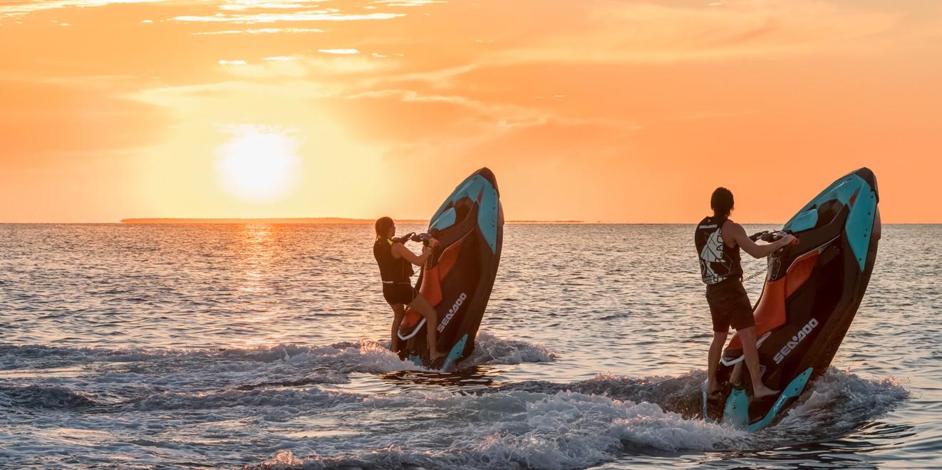 A lightweight, nimble and fun ride (Photo: Sea-Doo)