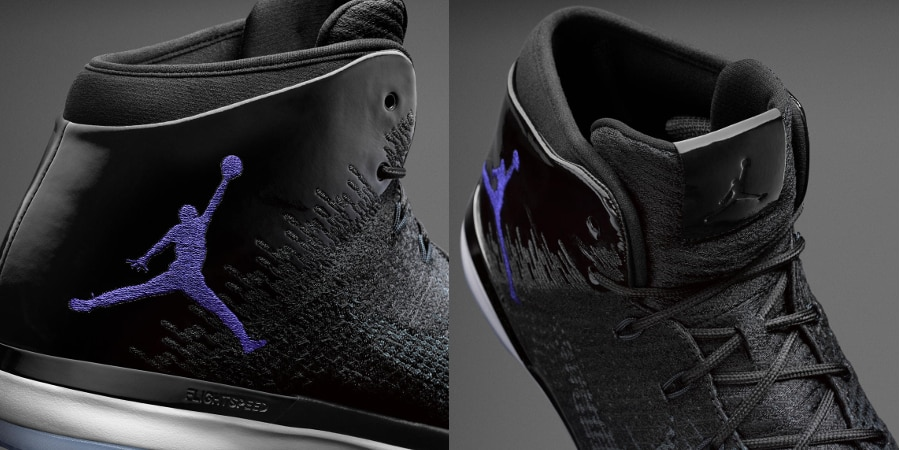 Launching December 3rd, the Air Jordan XXXI makes over the original Jordans thirty years later (Photo: Nike)