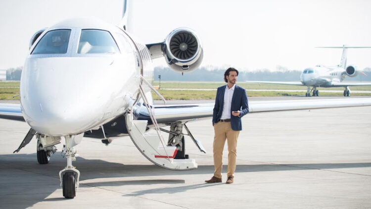Stratajet lets you book a private jet in real-time (Photo: Stratajet)
