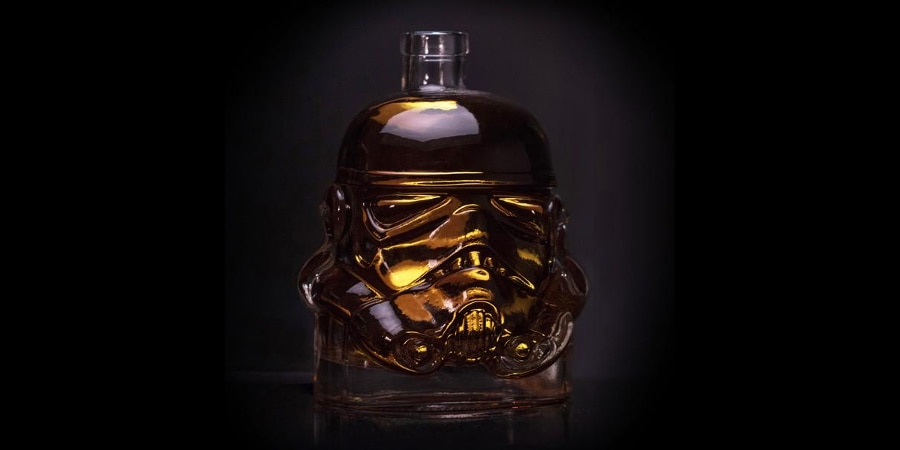 And if you're leaning toward the dark side... (Photo: The Fowndry Limited)