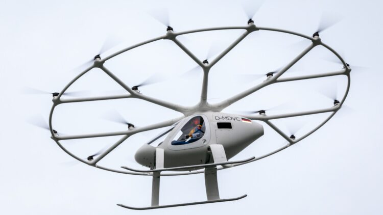 Volocopter 2X Promo